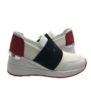 MICHAEL KORS FELIX Logo Mesh Slip-ON Sneaker